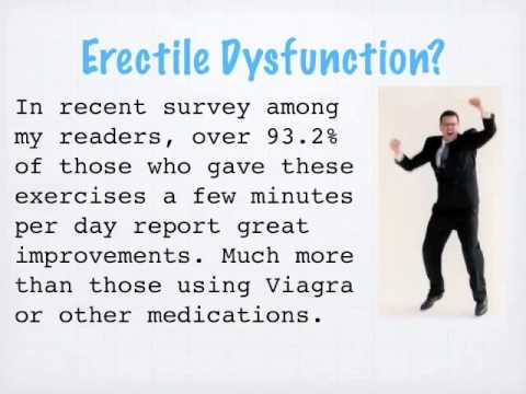natural cures for erectile dysfunction exercises