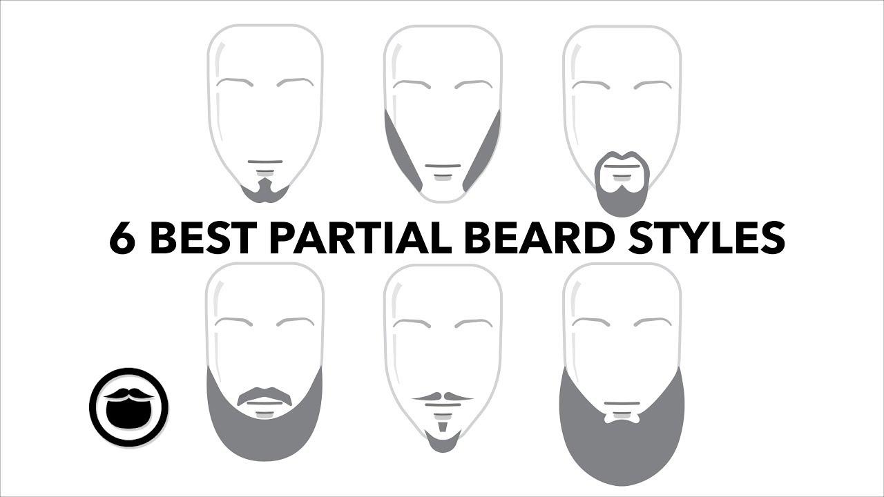 all kinds of beards