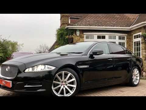Bcl Cars Ltd For 2017 Jaguar Xhl Lwb 3 0 Auto Saloon
