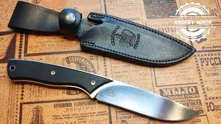 Обзор ножа Лесной от Северная корона