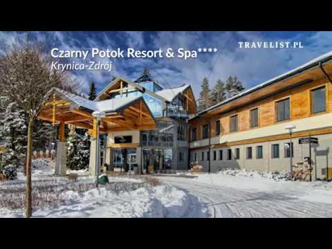 Reklama Travelist 2017: Czarny Potok Resort & SPA i Golden Tulip Gdańsk Residence