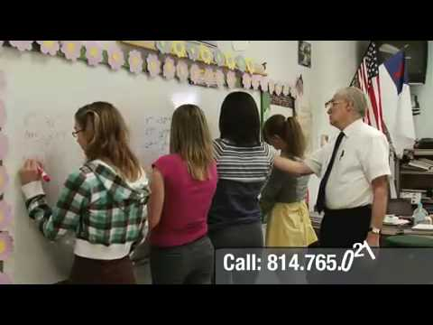 Clearfield Alliance Christian School - TV Commercial