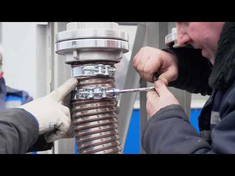 На Климовском трубном заводе отработали доставку сырья полимеровозами