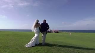 Sandals Resorts - Real Wedding Courtney & Matt at ...
