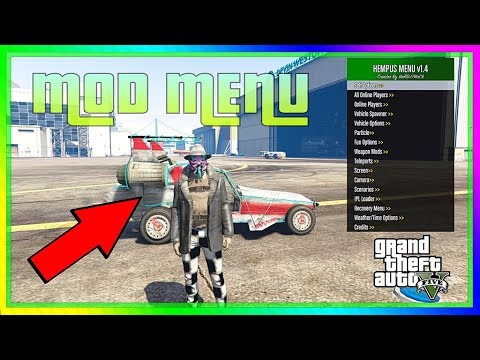 GTA 5 - PS4 MOD MENU + EASY DOWNLOAD !!! PS4, PS3, Xbox One, Xbox 360, PC MOD MENU (Mods)