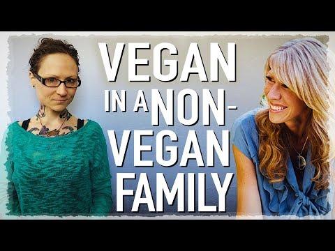 Being Vegan in A Non-Vegan Family ft. Colleen Patrick-Goudreau