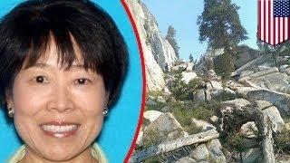 Чудесное спасение: Заблудившаяся походница выжила 9 дней без еды в горах Сьерра-Невада