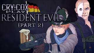 Cry n' Cox Play: Resident Evil 6 [Jake & Sherry] [P2]