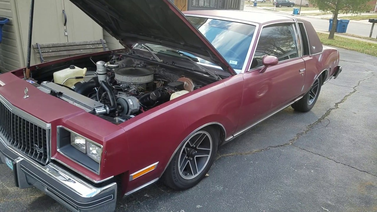 1980 buick regal 5 0 new project update on other projects  [ 1280 x 720 Pixel ]