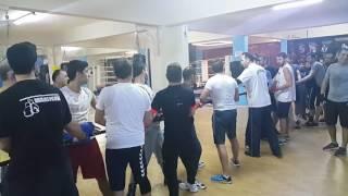 boks okulu Halat çekme yarışı boks teknikleri boks vuruşları boks antrenman