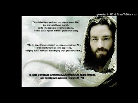 Lagu Rohani Kristen Jawa - Gusti Yesus Kula Nderek