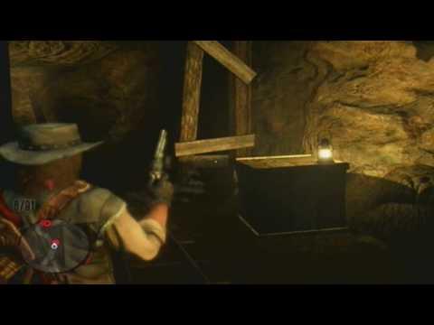 Red Dead Redemption -Rockstar Social Club- Gaptooth Breach Challenge