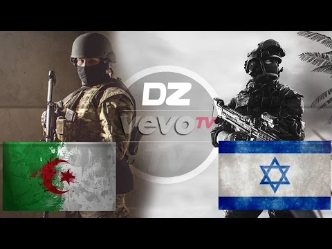 Algeria Military People And Government Vs Israel