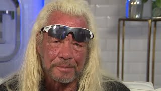 Important Update On Dog The Bounty Hunter's Health