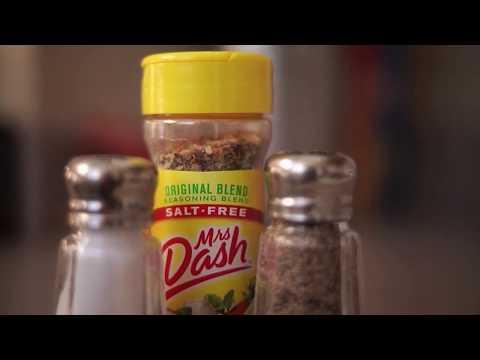 Mrs. Dash Video Contest - Salad