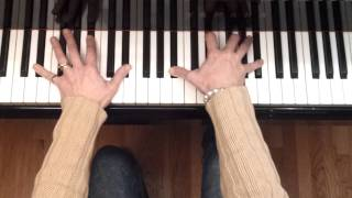 Make You Feel My Love on Piano ~ Adele, Karaoke with Chord Chart
