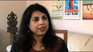 Chitra Divakaruni discusses the Creative Writing Program at the University of Houston