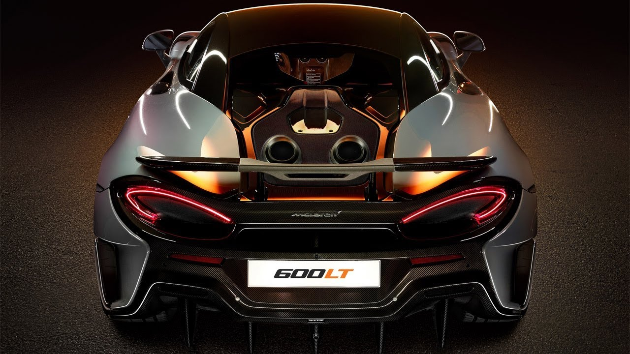 2019 Mclaren 600lt Released Youtube