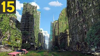 15 Largest Abandoned Cities on Earth
