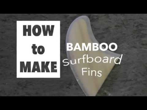 How to make Surfboard Fins