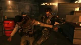 Deus Ex: Human Revolution First Mission Gameplay PC HD [LEAK BUILD] [1/4]