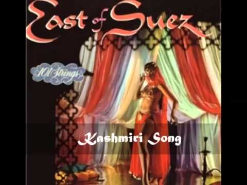 101 Strings Orchestra - Kashmiri Song ( East of Suez)
