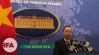 Tin nóng RFA | Bộ Ngoại giao Việt Nam: không đóng cửa biên giới với Trung Quốc vì dịch Covid – 19