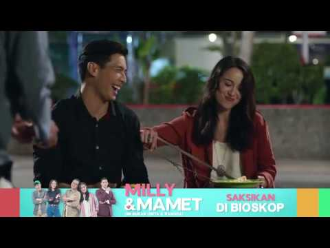 Cover Lagu MILLY & MAMET (Ini Bukan Cinta & Rangga) Klip Nasgor Tek-Tek STAFABAND