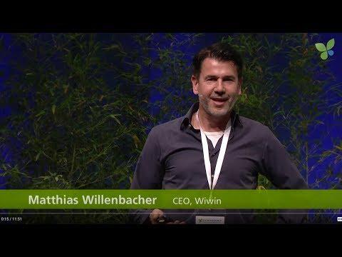 ECO18 Berlin: Matthias Willenbacher Wiwin
