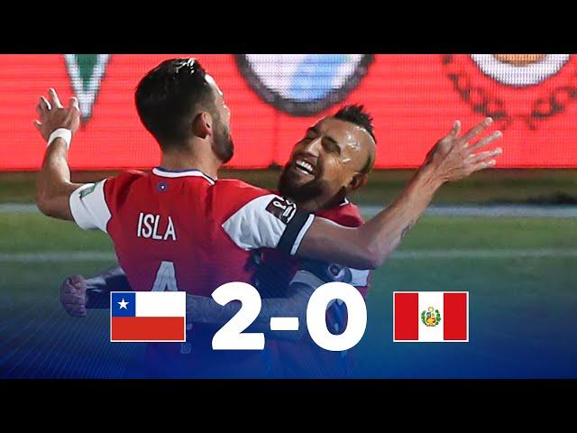 Eliminatorias | Chile vs Perú  | Fecha 3