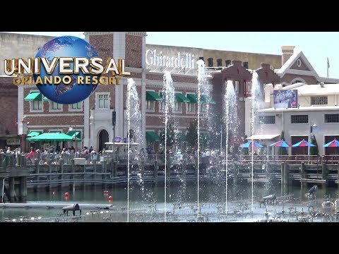 Universal Orlando Update (5/23/2018) with The Legend