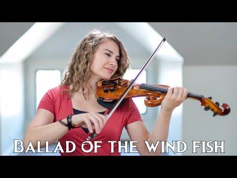 "Ballad of the Wind Fish (Zelda ""Link's Awakening"") Violin Cover - Taylor Davis"