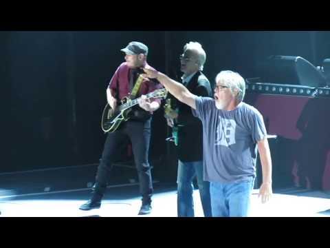 Roll Me Away 8/24/2017 Huntington Center Toledo OH