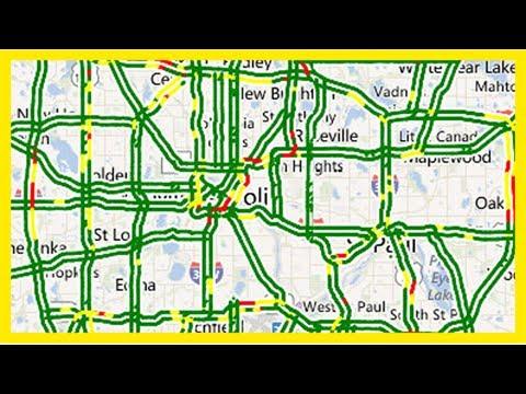 Traffic Map St Louis.St Louis Traffic News Maps Info Youtube
