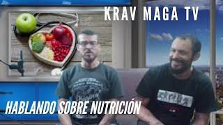 Krav Maga TV - Episodio #3 - Consejos sobre alimentación