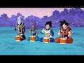 Harmonic Paradise (from Dragon Ball Super Soundtrack) FREESTYLE RAP