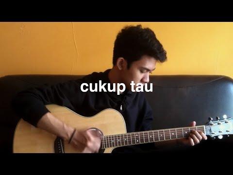 Rizky Febian - Cukup Tau (Fingerstyle Cover)