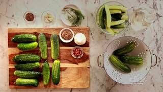 How to Make Pickles - DIY Network