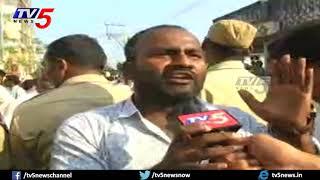 వాడు ఒక దొంగ సీఎం  - Amaravati Farmers On AP Capital Change   TV5