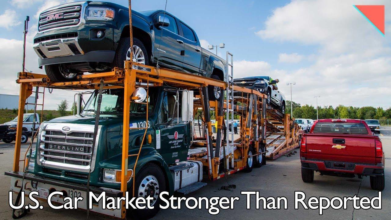 Fleet Sales Down, Toyota Expands Car Share Pilot - Autoline Daily ...