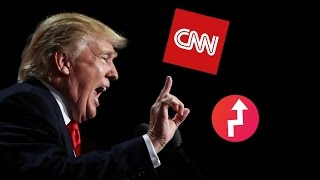 CNN defends reporting after Trump attacks