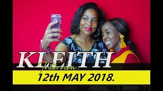 I KNOW MY WORTH NOW. KLEITH KYATUHAIRE ON CELEB SELECT [ 12th MAY 2018 ]