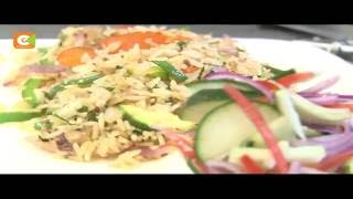 Food Thursdays: Stir Fried Rice with Chef Charles (Season 3 Episode 3)