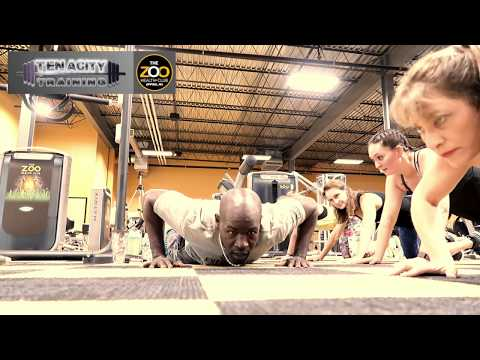 Tenacity At The Zoo Health Club in Epping, NH