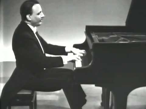 Arturo Benedetti Michelangeli plays Chopin
