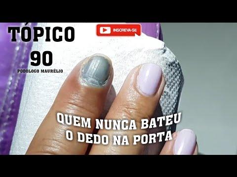 """QUEM NUNCA BATEU O DEDO NA PORTA ( PODÓLOGO MAURÉLIO)(""""For Feet And Nails Lovers"""")"""