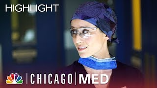 Chicago Med - Open Mouth Surgery (Episode Highlight)