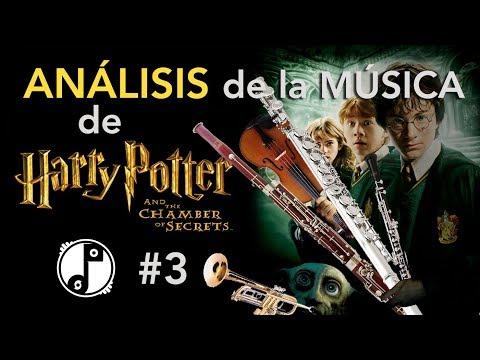 ANÁLISIS de la MÚSICA de Harry Potter - Parte 3: Orquesta y climas musicales