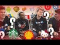 2HYPE GUESS THAT LOGO CHALLENGE!! ft. CASHNASTY, JESSER, and JIEDEL