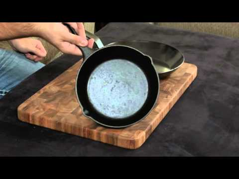 Cast Iron vs. Carbon Steel Skillets — Compare and Contrast.